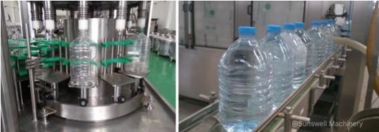 5加仑瓶装水生产线