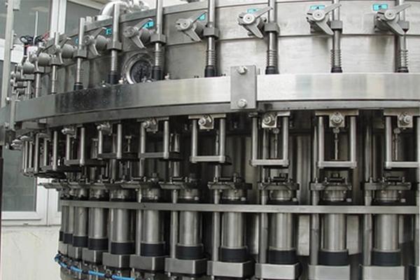 碳酸汽水灌装机