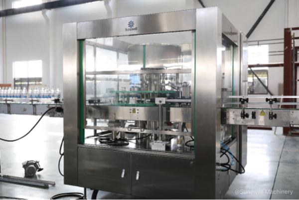24,000BPH热熔胶标签机
